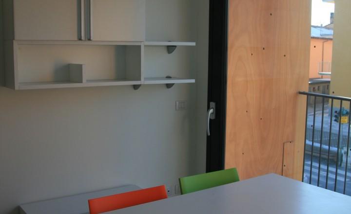Bilocale per studenti e lavoratori in nuovo condominio