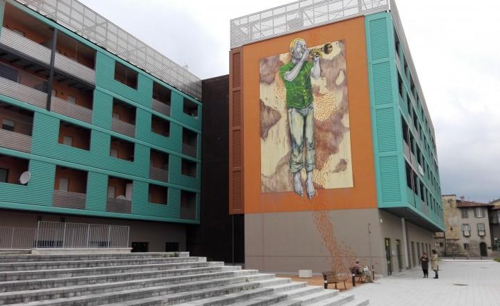 Residenze per studenti in quadrilocali