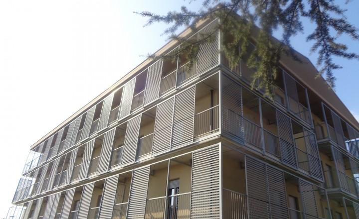 Abitare e abitare temporaneo – avviso pubblico per 18 alloggi in via Lenzi a Bergamo