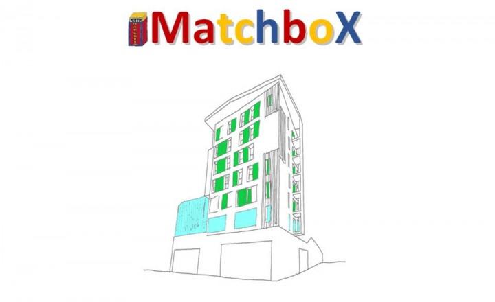 MatchboX: 11 trilocali in affito in via Fantoni a Bergamo